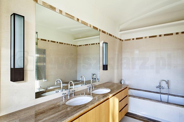 Lustra łazienka na wymiar